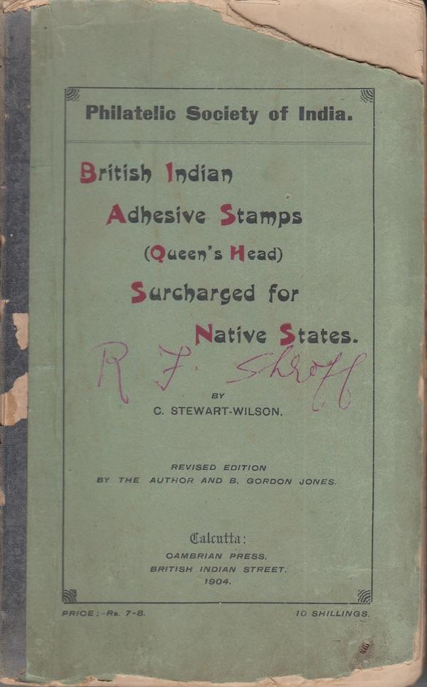 BritishIndiaSurchargedNativeStates