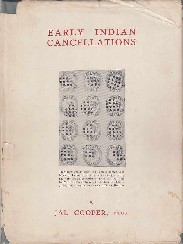 Cancellations Early Indian Jal Cooper
