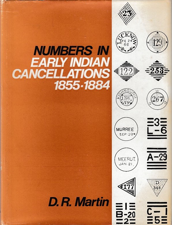 Cancellations Numbers Early Indian Cancellations D.R. Martin