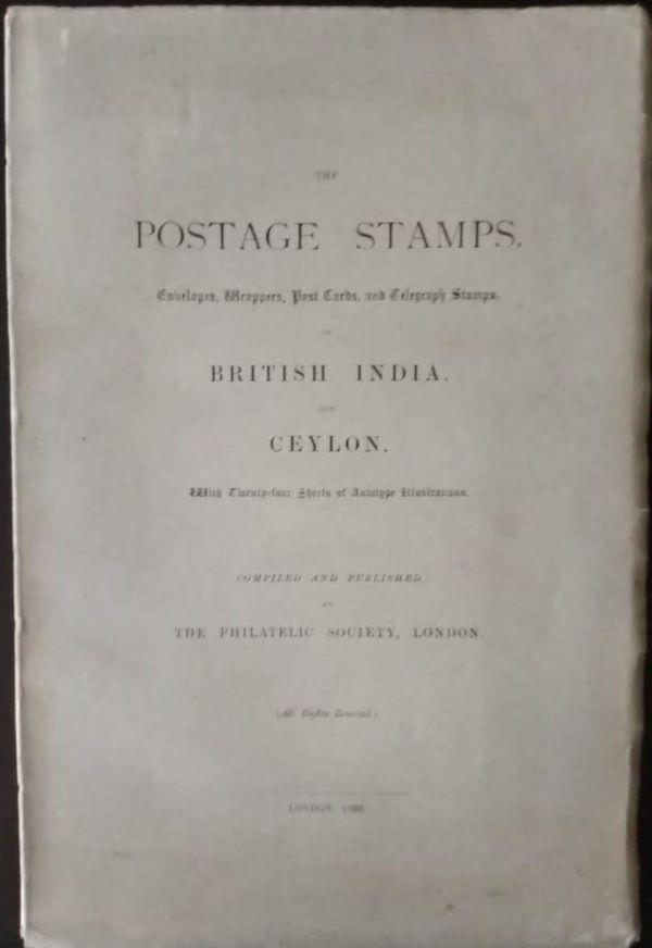 Classics Postage Stamps British India Ceylon
