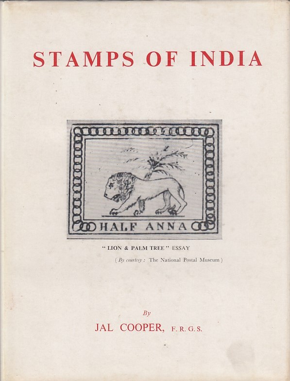 General Stamps of India Jal Cooper 3rd Ed