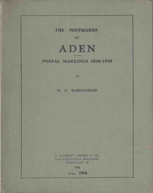 India Used Abroad Aden Robertshaw Hard Bound