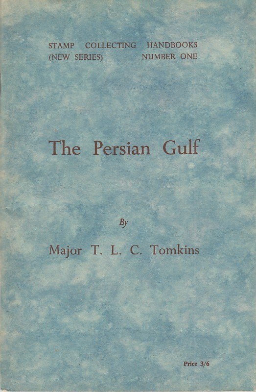 India Used Abroad Persian Gulf Major T.L.C. Tomkins