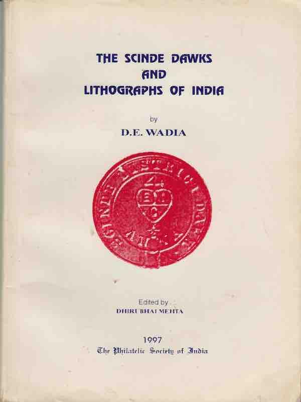 Lithos Scinde Dawks Lithographs India D.E. Wadia