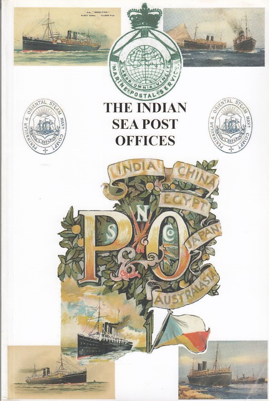 Maritime Indian Sea Post Offices Edward Proud