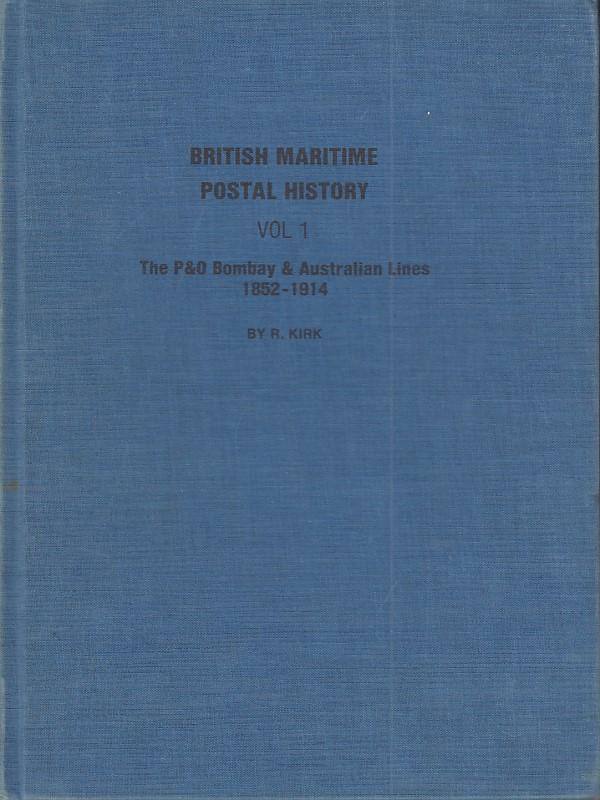 Maritime PO Bombay Australian Lines Reg Kirk Vol 1