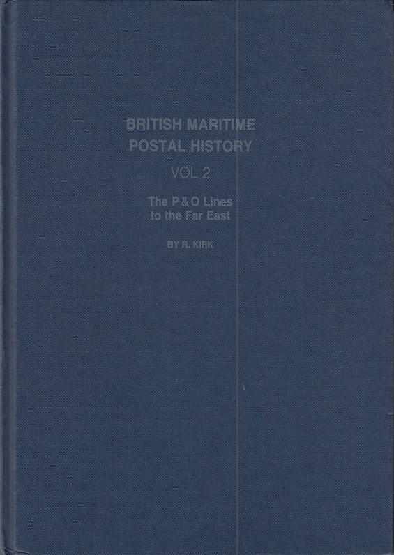 Maritime PO Bombay Australian Lines Reg Kirk Vol 2