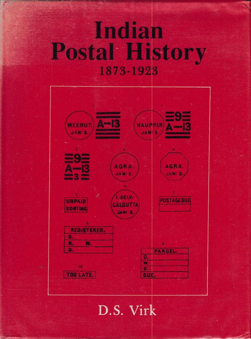 PostalHistory IndianPostalHistory Virk