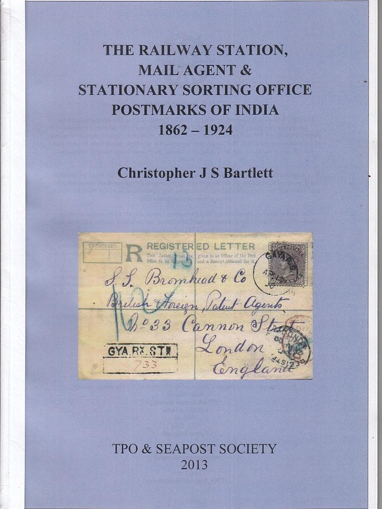 PostalHistory Bartlett