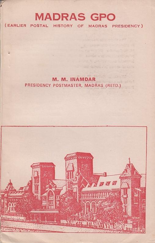 PostalHistory MadrasGPO