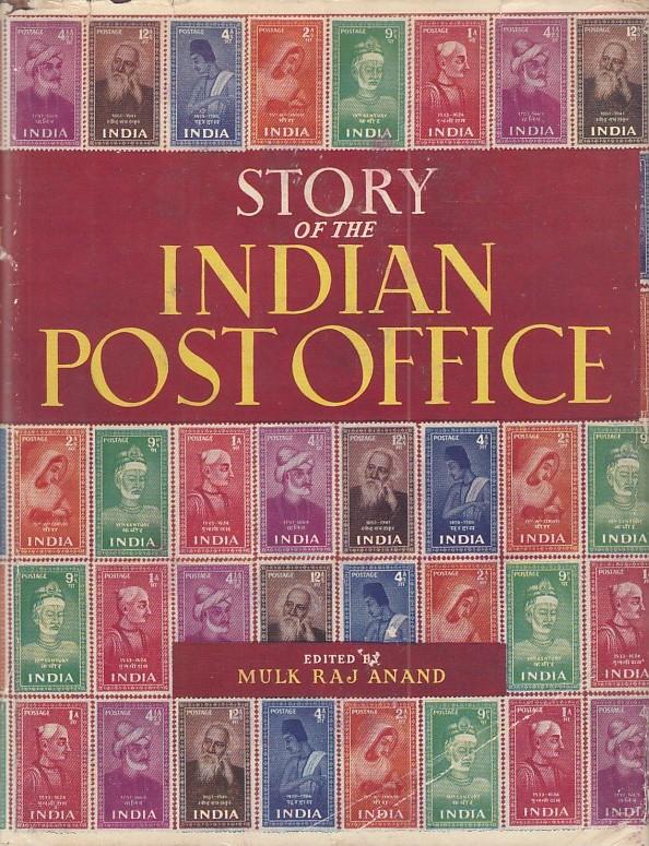 PostalHistory PO MulkRajAnand