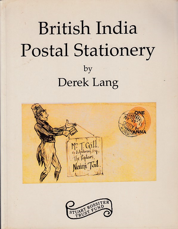 Stationery British India Derek Lang