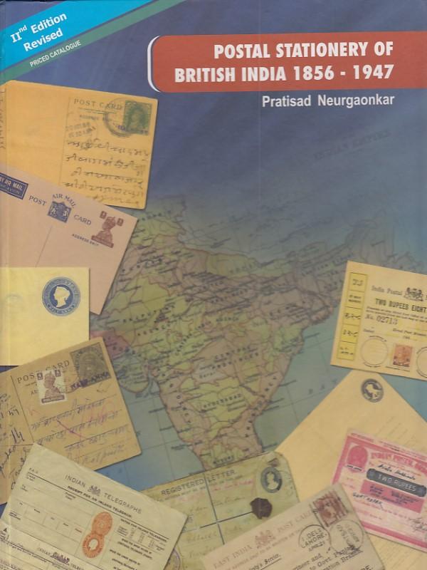 Stationery Postal Stationery of British India Pratisad Neurgaonkar