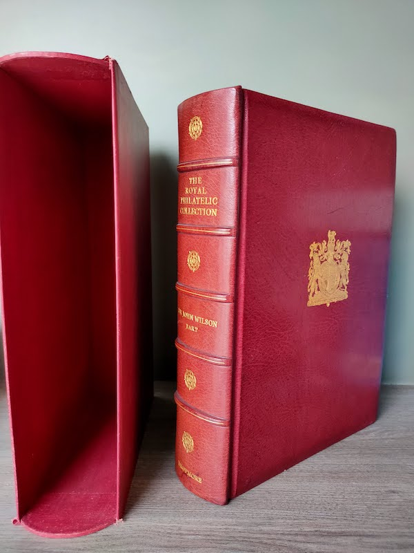 Royal Philatelic Collection Book Slipcase