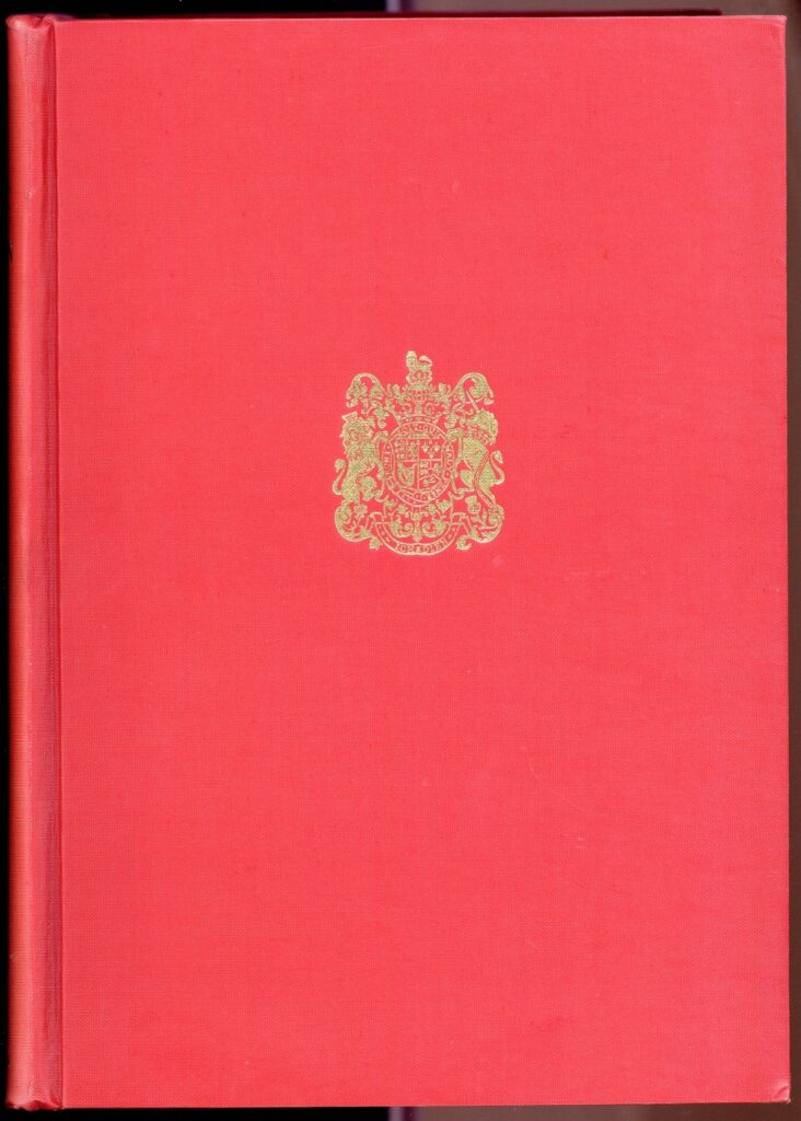 Royal Philatelic Collection Cloth Bound