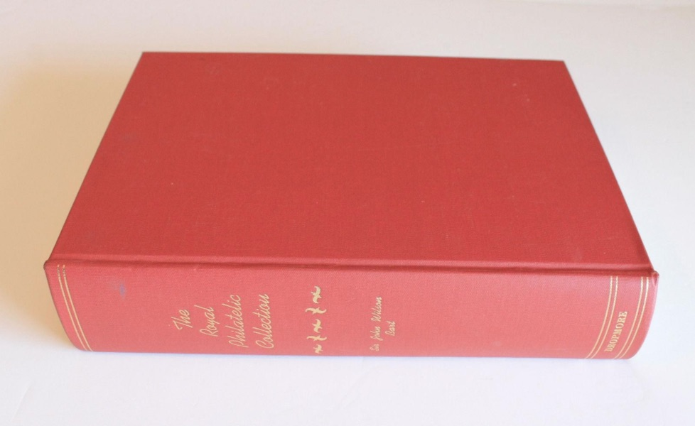 Royal Philatelic Collection Private Binding