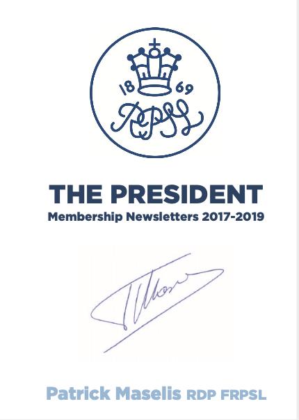 Stockholmia 2019 The President