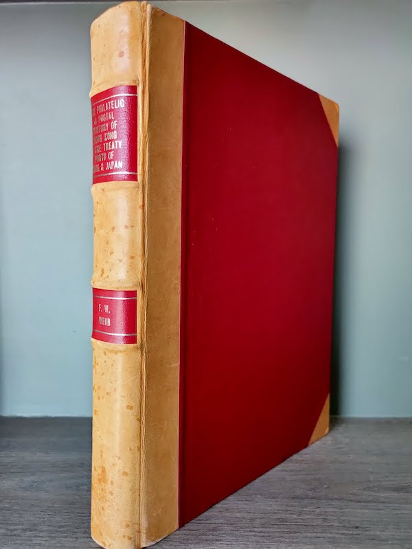 Figure Hong Kong Webb Private Binding 1 1991 1