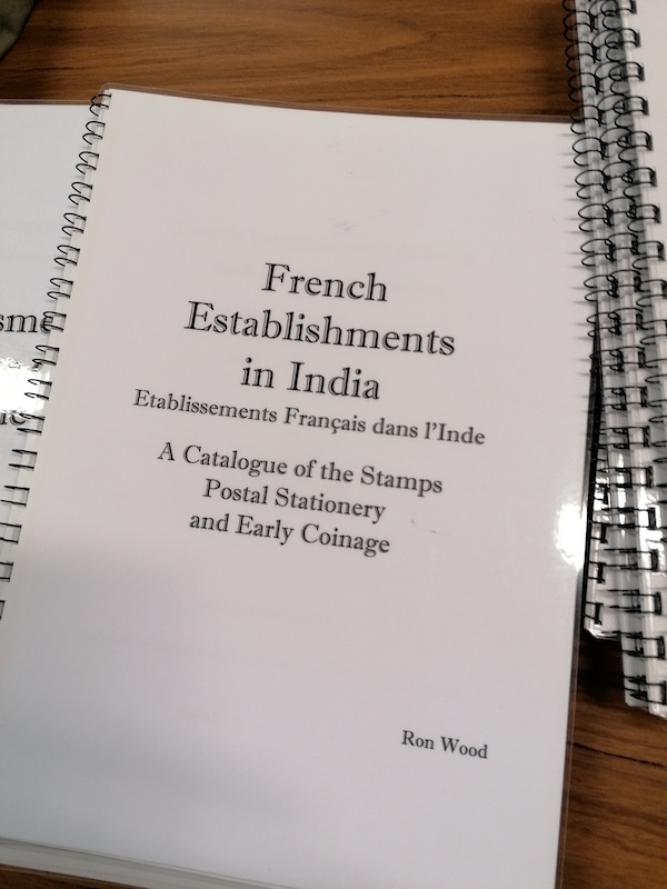 Handbook French Establishments in India 1